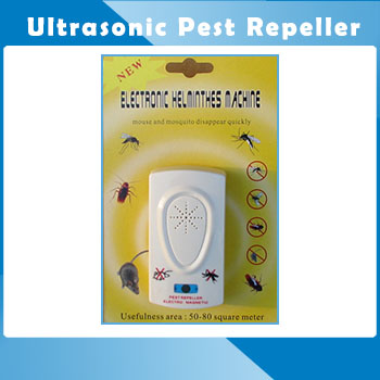 Ultrasonic Pest Repeller  EIR-01