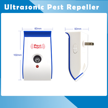 Ultrasonic Pest Repeller EPR-2033