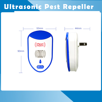 Ultrasonic Pest Repeller EPR-3033